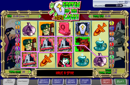 Coffin Up the Cash Slot – More Fun Than Fear