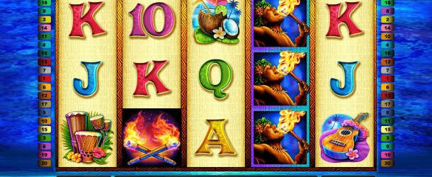 Dance with fire, play Flame Dancer online slot today